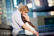 Baltimore Harbor Engagement Pics10