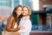 Baltimore Harbor Engagement Pics11