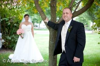 Country Club Wedding-9