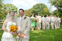John James Audubon Wedding10