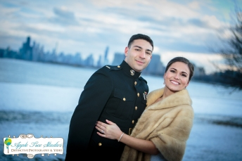 Chicago History Museum Wedding-14