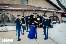 Crown Point Military Wedding-11