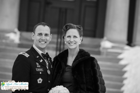Crown Point Military Wedding-15