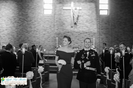 Crown Point Military Wedding-9