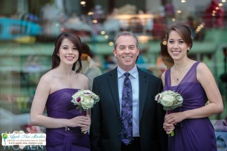 Warwick Allerton Hotel Wedding Chicago-5
