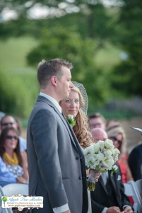 Beautiful Summer Wedding at Centennial Park in Munster Indiana. Photographer Apple Tree Studios