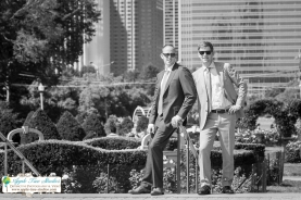 Grant Park Rose Garden Chicago Wedding-26
