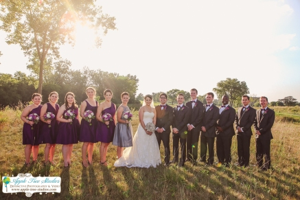Country Club Wedding-17