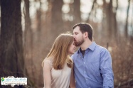 Oak Ridge Prairie Griffith IN Engagement Photo session by Shane Cleminson
